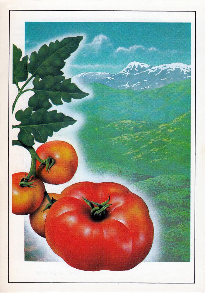 Овощи и фрукты попавшие из северной америки в европу
